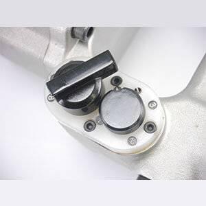 بکس بادی درایو 1 بکس بادی درایو 1 GW-40SP مکانیزم : دو ضربه زن سایز درایو : 1 اینچ مستقیم شفت کوتاه سایز پیچ : 45 میلیمتر قدرت ضربه زن : 2445 نیوتن متر وزن : 10.61 کیلو گرم طول : 537 میلیمتر مصرف باد : 1.41 متر مکعب بر دقیقه ورودی باد : 1/2 اینچ سایز شیلنگ : 13 میلیمتر فشار باد : 115 پی اس آی صدا : 98 dBA